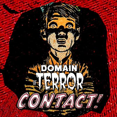 Cover art for Episode 3 - Contact!