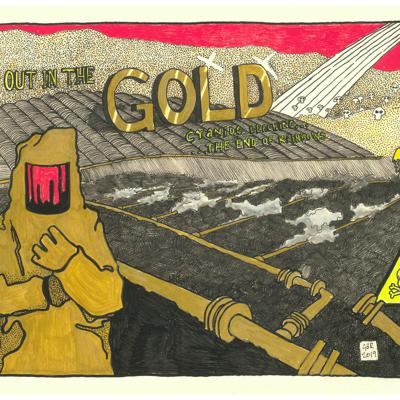 Cover art for E.19 - A Crock Of Shite - Gold Mining In Ireland Pt.1