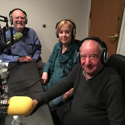 Leonard Lopate at Large on WBAI Radio in New York