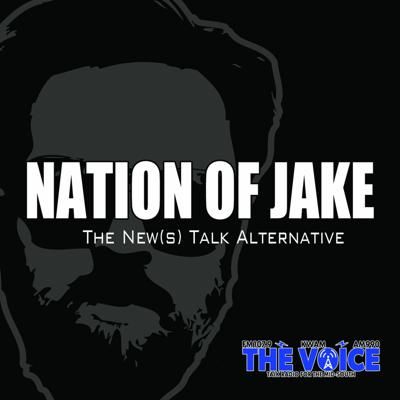 Cover art for Nation of Jake, Tuesday 9/24/19