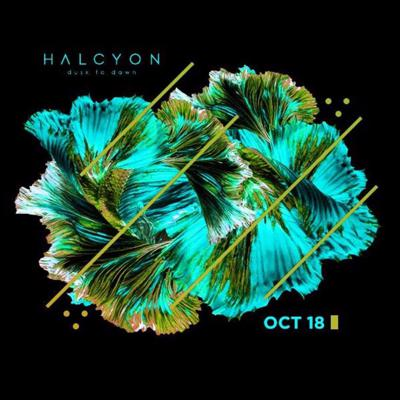 Cover art for LIVE FROM HALCYON 10/8/19