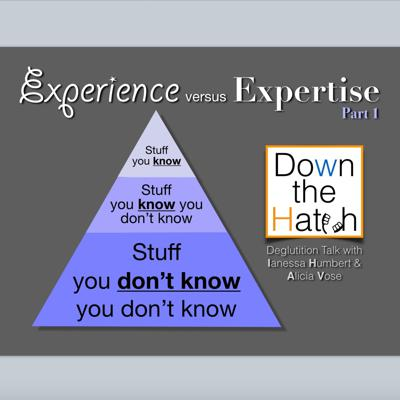Cover art for Experience versus Expertise Part 1