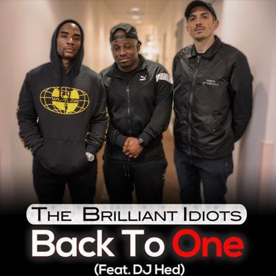 Cover art for Back To One (Feat, DJ Hed)