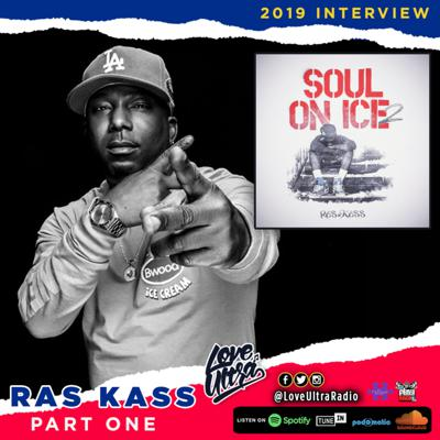 Cover art for Love Ultra Radio Ras Kass Interview