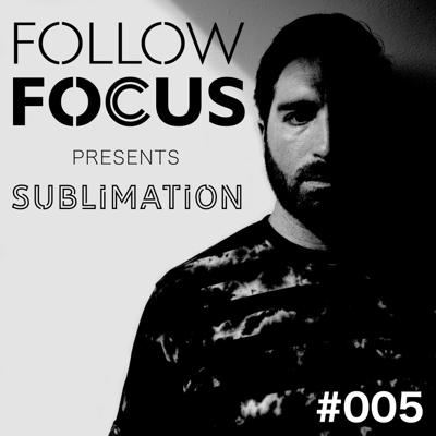 Cover art for Sublimation Radio #005 (Techno Special)