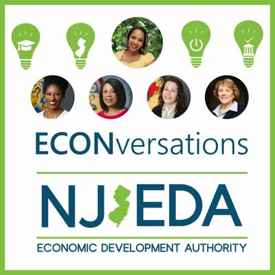 Cover art for ECONversations Episode 4: Economic Plan One-Year Anniversary