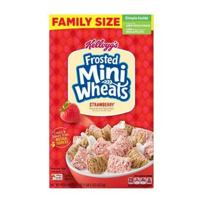 Cover art for CEREAL S.2 Ep. 1: Strawberry Mini Wheats (Cutting off faces, Emergency fork, Stanford conspiracy)
