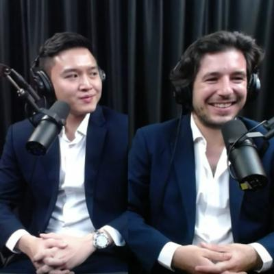 Cover art for Adrien Jorge & John Khoo – Propseller, the technology real estate agency   Pitchdeck Asia