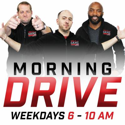 Cover art for Morning Drive: Hour 2, 11-8-19