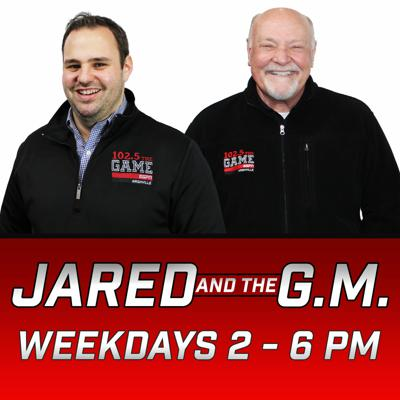 Cover art for Jared & The GM: Hour 2, 11/8/19