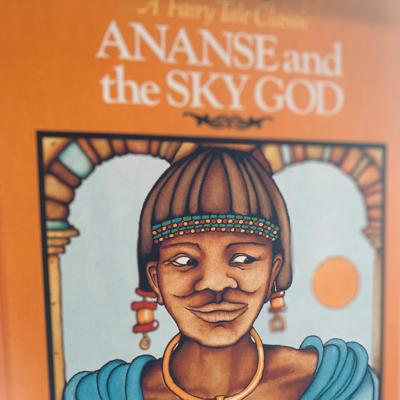 Cover art for Story Time: Ananse and the Sky God