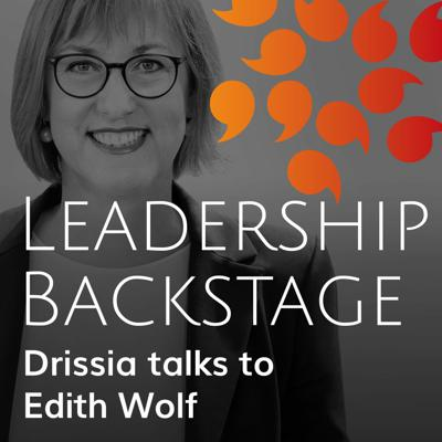 Cover art for #16_Edith Wolf, CEO Vector Foundation/Vorstand Vector Stiftung, Stuttgart