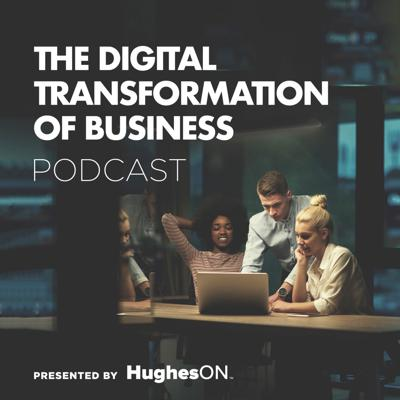 Cover art for EP 22 - Corporate Communications in a Digital Transformation