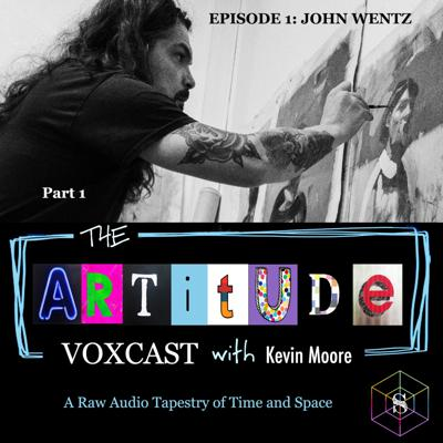 Cover art for EP 19: The First VOXCAST with John Wentz