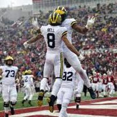 Cover art for On to the Big One - Michigan 39, Indiana 14