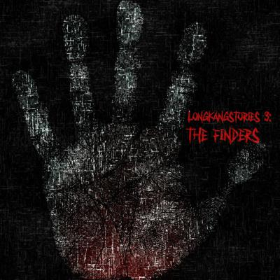 Cover art for LongKangStories 3: The Finders, satanic pedophilic cult, aided by intelligence services