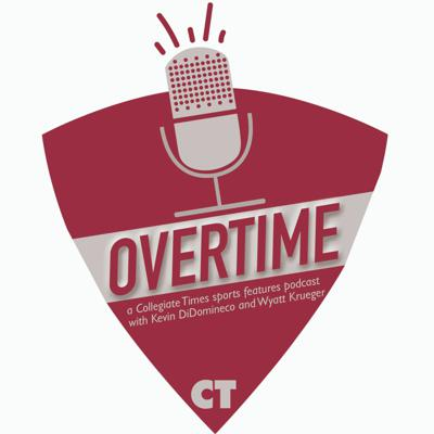 Cover art for Overtime: An interview with Jon Laaser, current 'Voice of the Hokies'