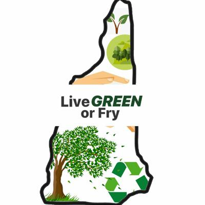 Cover art for Live Green or Fry: Environmental Activism