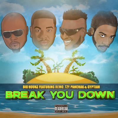 Cover art for Big Hookz - Love You Down