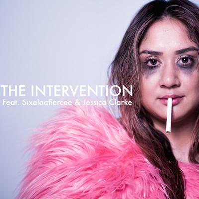 Cover art for The Intervention Feat. Sixelaafiercee & Jessica Clarke