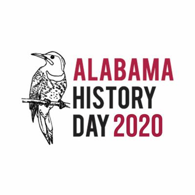 Cover art for Episode 033 Jerald Crook and Elizabeth Rhonemus, Alabama History Day