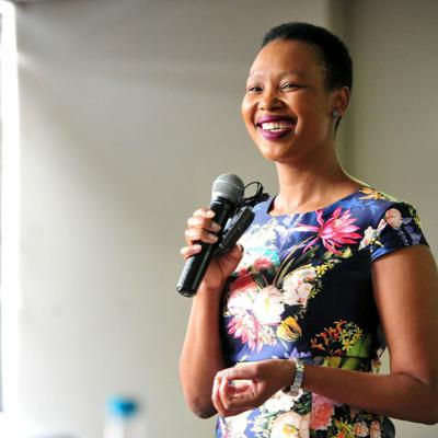 Cover art for Developing digital skills in South Africa with Minister Stella Ndabeni-Abrahams