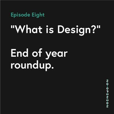 Cover art for 08 - What is Design?