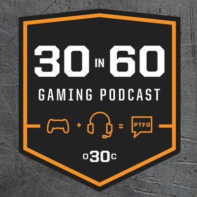 Cover art for 30 in 60 (An Over 30 Clan Podcast) Episode 44 - Holidazed and Confused