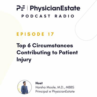 Cover art for Top 6 Circumstances Contributing to Patient Injury