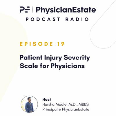 Cover art for Patient Injury Severity Scale for Physicians