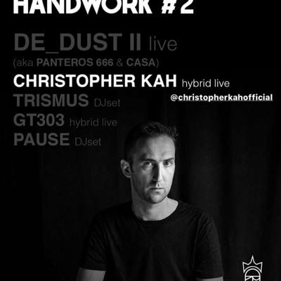 Cover art for Live/Mix Grenoble December 6th Solid Handwork party - CPR rec.