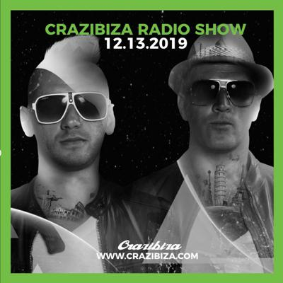 Cover art for Crazibiza Radio Show (2019-12-13)