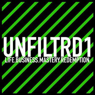 Cover art for UNFILTRD1 EP3: F*ck your RESOLUTIONS