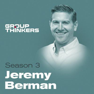 Cover art for Season 3 - Jeremy Berman thinks about innovation in Facebook