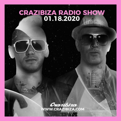 Cover art for Crazibiza Radio Show (2020-01-18)