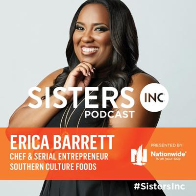 Cover art for Episode One: Taking The Heat with Erica Barrett of Southern Culture Foods.