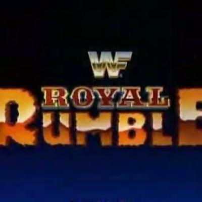 Cover art for Royal Rumble Preview Show w/ Lei and Jim