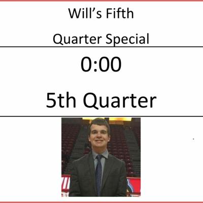 Cover art for Wills Fifth Quarter Special Episode 44 Kobe Bryant  Remembrance Edition 1 - 26 - 2020