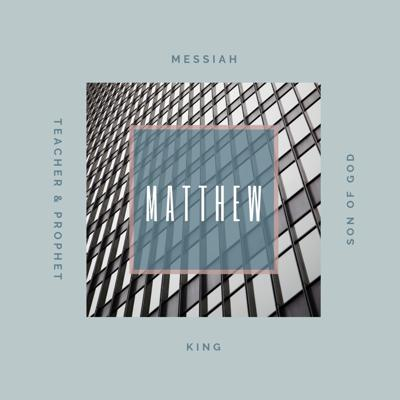 Cover art for Matthew: Jesus And Oaths