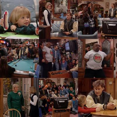 Cover art for Full House: S8E14: Super Bowl Fun Day (In Honor Of Super Bowl LIV 54)