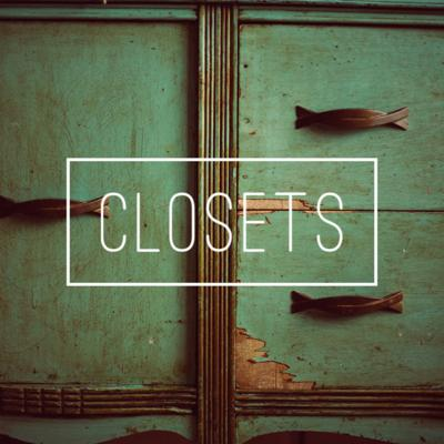 Cover art for Closets - Tom Curee