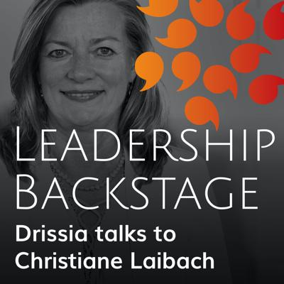 Cover art for #17_Christiane Laibach, Chairwoman of the Management Board, DEG, Cologne