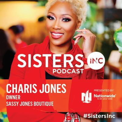 Cover art for Episode Two: Selling Smarter, Not Harder with Charis Jones Of Sassy Jones Boutique