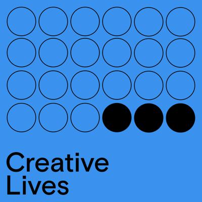 Cover art for Creative Lives: Nadine Chahine on the politics of type, sacrifice and burnout