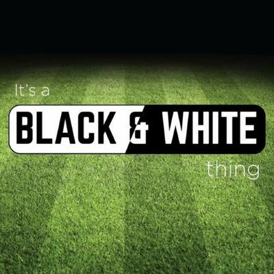 Cover art for Black & White Thing Ep 54 - MLB & AFC/NFC Title Game Recap