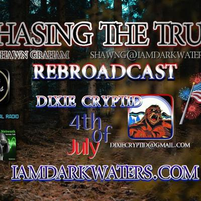 Cover art for Chasing The Truth Rebroadcast of  Shawn's interview with Dixie Cryptid.