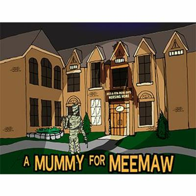 Cover art for A Mummy for Meemaw