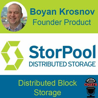 Cover art for StorPool software defined storage