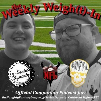 Cover art for the Weekly Weigh(t)-In: tNFL Week 14
