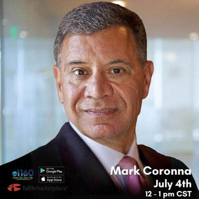 Cover art for Mark Coronna July 4, 2020